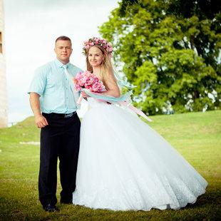 Свадьба Алины и Павла 2015