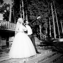 Свадьба Натальи и Максима, 2013